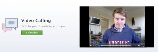 Activando Facebook Video Call